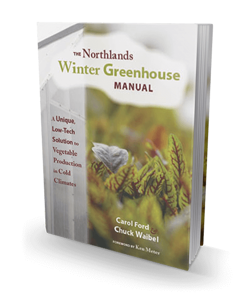 Carol Ford's – The Northlands Winter Greenhouse Manual